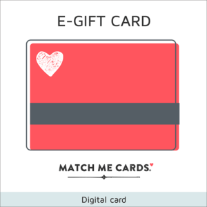 Digital Image Gift Card